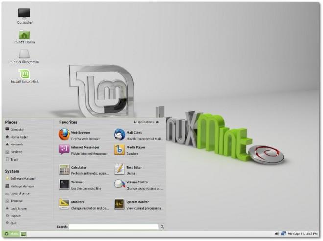 Linux Mint Debian Edition Mate\/Cinnamon 64 Bit
